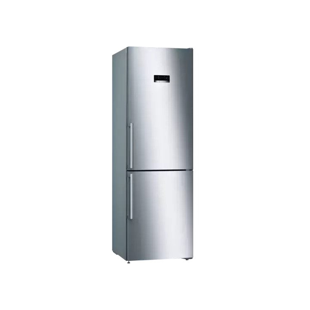 Bosch 324L Bottom Freezer Fridge Stainless steel