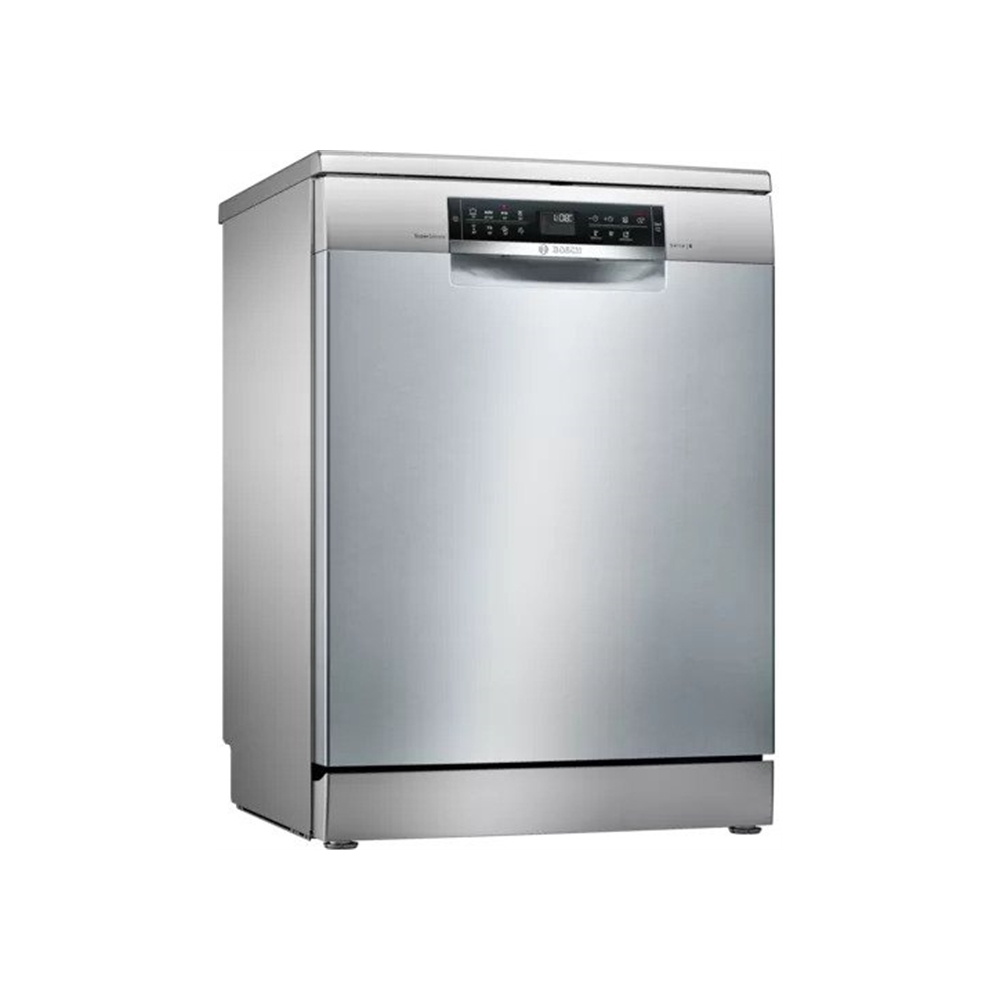 Bosch - Serie | 6 Freestanding Dishwasher 60cm Stainless steel, lacquered