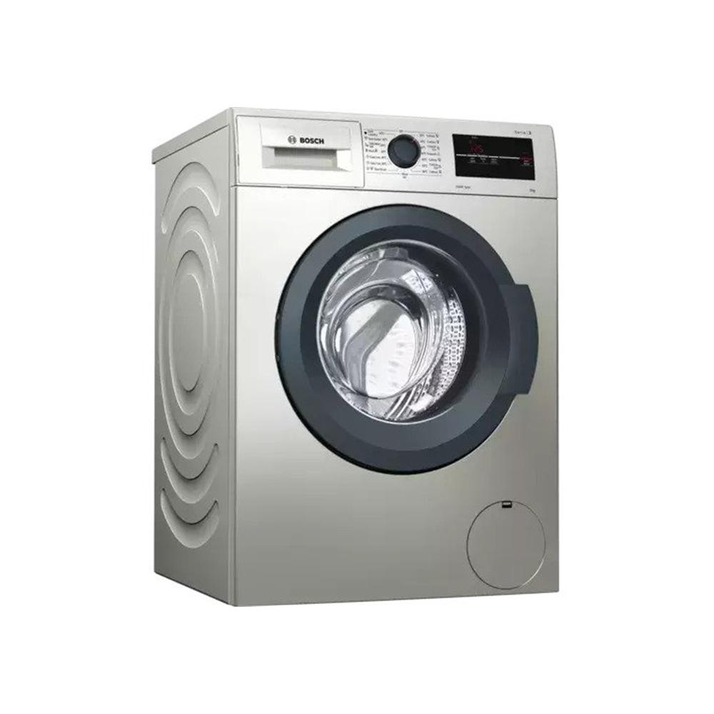 Bosch Serie 2 Frontloader Washing Machine 8kg - Metalic