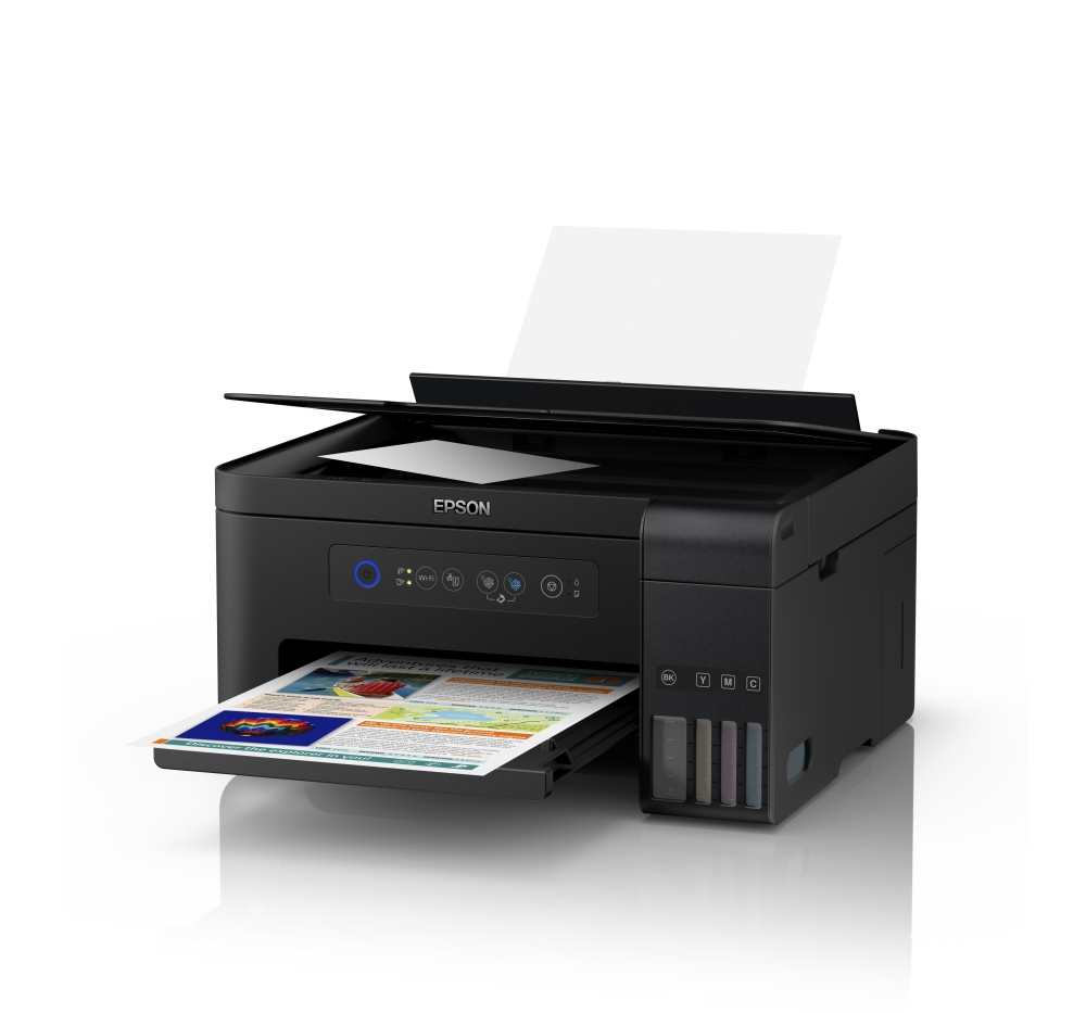 Epson EcoTank L4150 Cartridge-free Printer - C11CG25402
