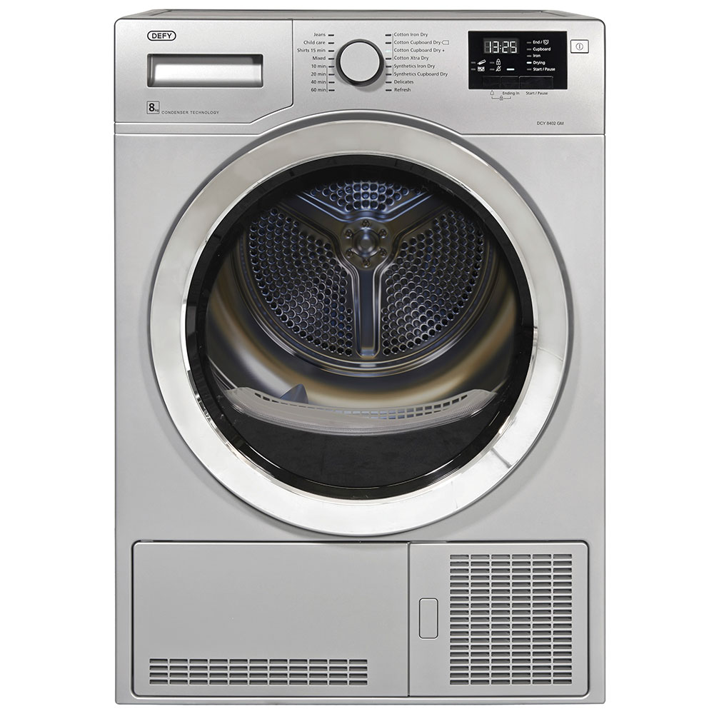 Defy 8kg Condenser Dryer - DCY8402GM