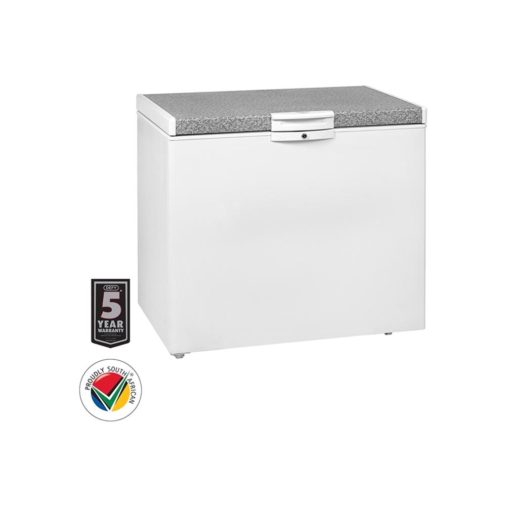 Defy 254L Eco Chest Freezer - White