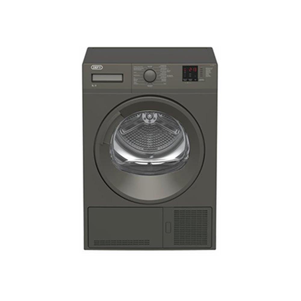 Defy 8KG Manhattan Grey Condenser Dryer