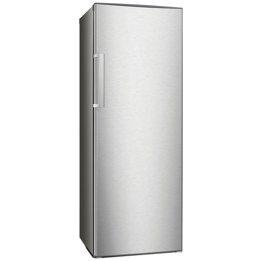 DEFY 335L Upright Fridge Inox – DFD430
