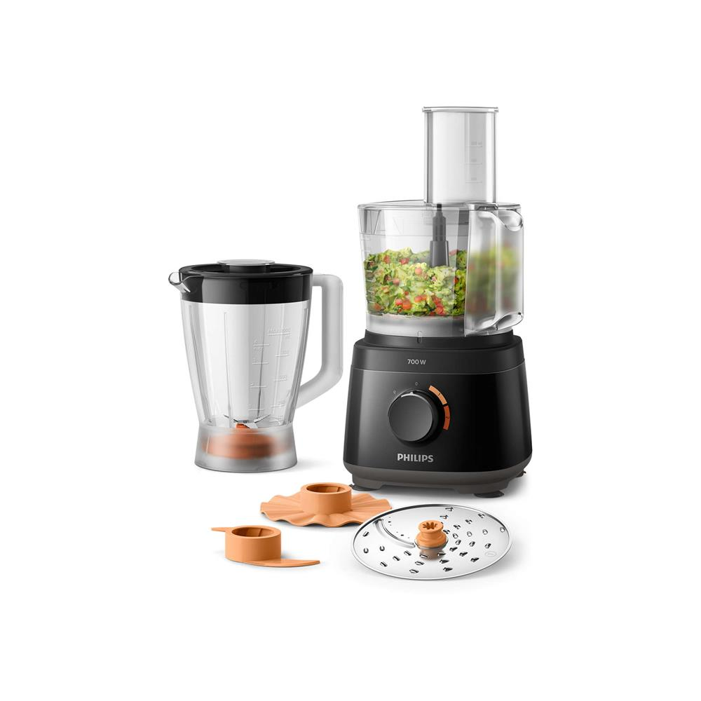 Philips Daily Collection Compact Food Processor 700W - HR7320-10