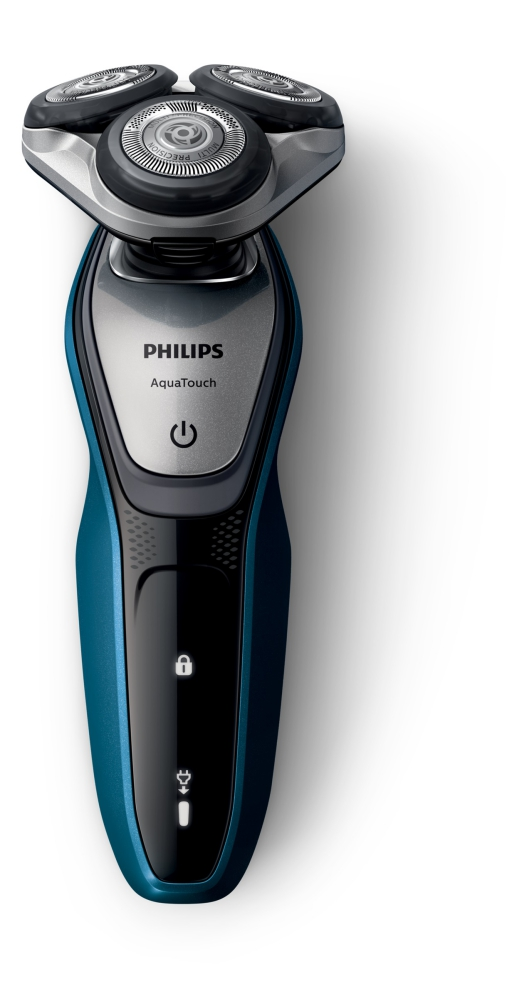 Philips Aquatouch Wet & Dry Electric Shaver - S5420-06