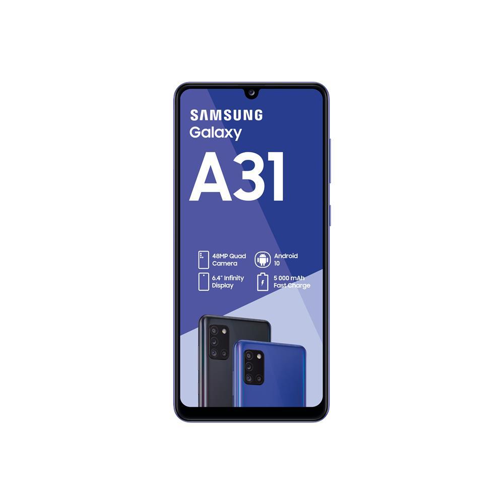 Samsung Galaxy A31 Dual Sim - Blue