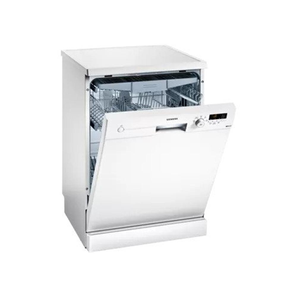 Siemens - iQ100 Freestanding Dishwasher 60 cm White