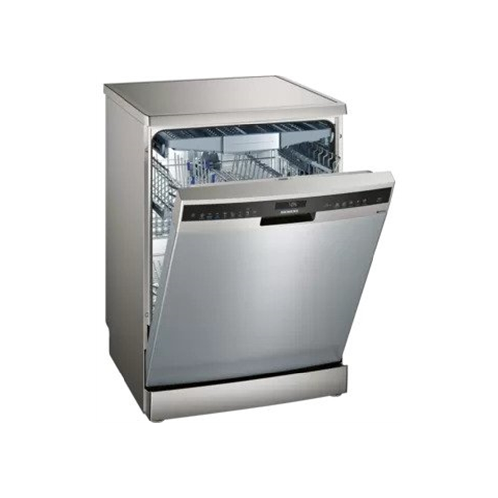 Siemens - iQ500 Freestanding Dishwasher 60 cm Stainless steel, lacquered